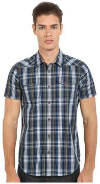 Prana Murdock Slim Men's Short Sleeve Button Up
