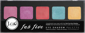 J.Cat Beauty Fab Five Eyeshadow Palette