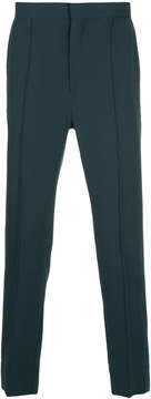 H Beauty&Youth pleated tailored trousers