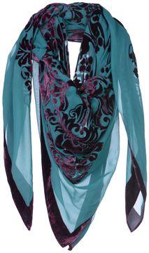 Alberta Ferretti Square scarves