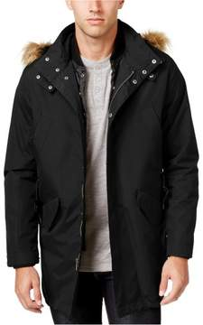 Cole Haan Mens 3-In-1 Anorak Jacket Black M