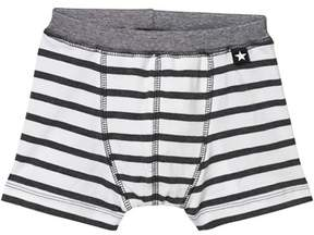 Molo Iron Gate Stripe Boxer Briefs