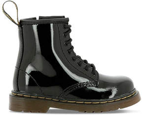Dr. Martens Brooklee patent leather ankle boots