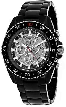 Michael Kors Jetmaster MK9012 Men's Stainless Steel Automatic Chronograph Watch