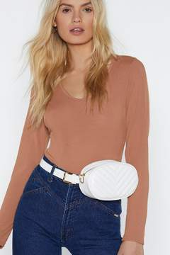 Nasty Gal WANT Full of Choices Belt Bag