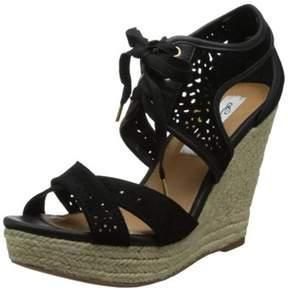 Naughty Monkey Women's Starshine Wedge Sandal.