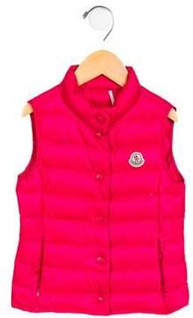 Moncler Girls' Liane Down Vest