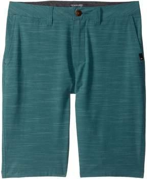 Quiksilver Union Slub Shorts Boy's Shorts