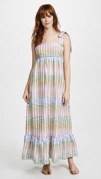 Athena Procopiou Cosmic Dancer Maxi Dress