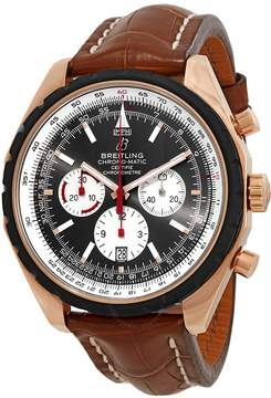 Breitling Chrono-Matic Bronze Dial Automatic Men's Watch
