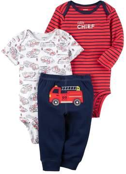 Carter's Baby Boy Little Chief Bodysuit