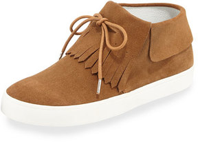 Derek Lam 10 Crosby Luca Fringe High-Top Sneaker