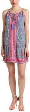Calypso St. Barth Katuri Silk-Blend Shift Dress