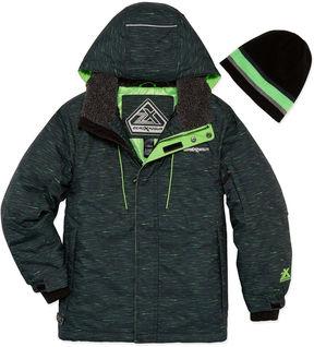 ZeroXposur Zero Xposer Squad Snowboard Jacket - Boys 8-20