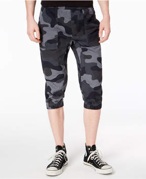 American Rag Men's Camo Cropped Joggers, Created for Macy's