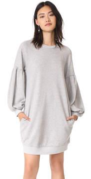 J.o.a. Sweatshirt Dress