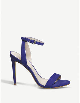 Office Alana leather heeled sandals