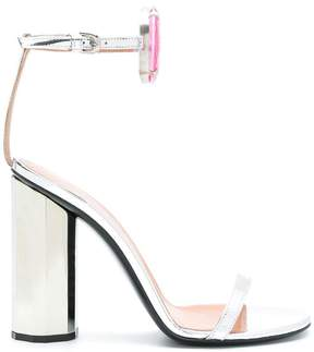 Marco De Vincenzo embellished strappy sandals