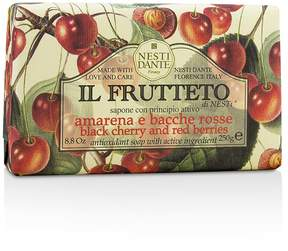 Nesti Dante Il Frutteto Antioxidant Soap - Black Cherry & Red Berries