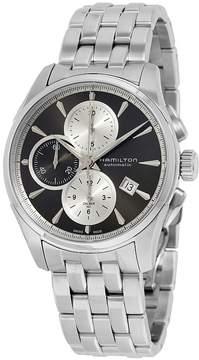 Hamilton Jazzmaster Grey Dial Stainless Steel Men's Watch