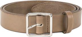 DSQUARED2 square buckle belt