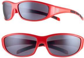 NCAA Adult North Carolina State Wolfpack Wrap Sunglasses