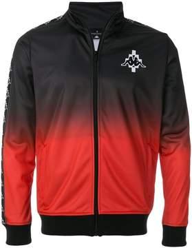 Marcelo Burlon County of Milan Kappa logo jacket