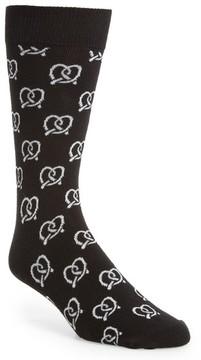 Happy Socks Men's Pretzel Socks