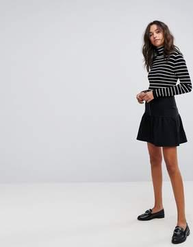 Esprit Drop Hem A-Line Skirt