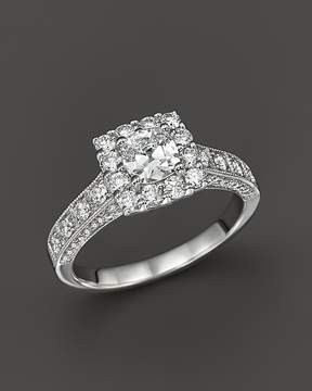 Bloomingdale's Diamond Engagement Ring in 14K White Gold, 1.50 ct. t.w. - 100% Exclusive