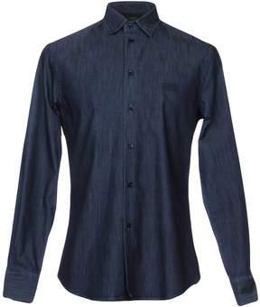 Class Roberto Cavalli Denim shirts