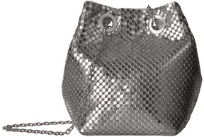Jessica McClintock - Kendra Mesh Bucket Bag Handbags