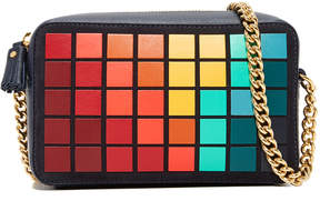 Anya Hindmarch Giant Pixels Mini Cross Body Bag