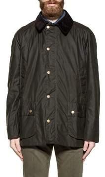Barbour Men's Green Cotton Outerwear Jacket.
