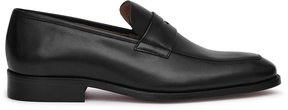 Reiss Korner Leather Penny Loafers