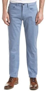 Joe's Jeans Gianni Brixton Liberty Blue Narrow Straight Leg.