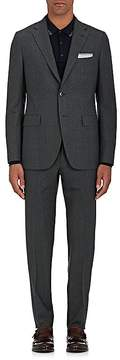 Boglioli Men's Virgin Wool Two-Button Suit