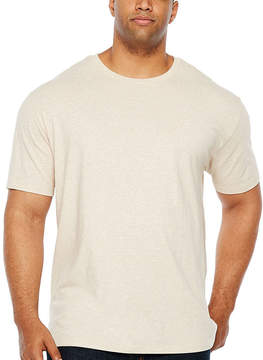 Co THE FOUNDRY SUPPLY The Foundry Big & Tall Supply Short Sleeve Crew Neck T-Shirt-Big and Tall