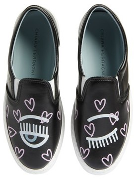 Chiara Ferragni Women's Candy Flirting Slip-On Sneaker