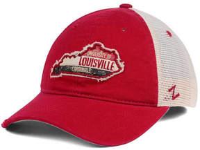 Zephyr Louisville Cardinals Roadtrip Patch Mesh Cap