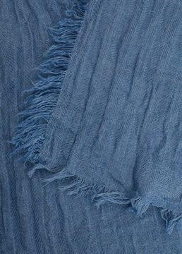 Mango Outlet Herringbone scarf
