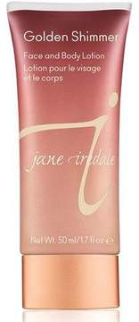 Jane Iredale Golden Shimmer Face & Body Lotion, 1.7 oz./50ml