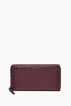 Rebecca Minkoff Midnighter Zip Bag Around Wallet - ONE COLOR - STYLE