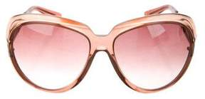 Marc Jacobs Oversize Tinted Sunglasses