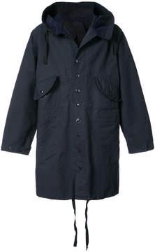 Engineered Garments hooded coat