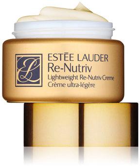 Estée Lauder Re-Nutriv Lightweight Crè;me, 1.7 oz.