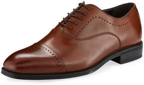 Kenneth Cole Techni-Cole Leather Oxford with Rubber Sole