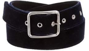 B-Low the Belt Ramona Velvet Belt w/ Tags