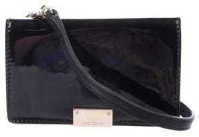 Jimmy Choo Patent Leather Mini Crossbody Bag