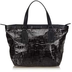 Givenchy Pre-owned: Coated Canvas Handbag.
